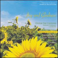 Joy and Gladness - Br. Francis Hempel (baritone); David Chalmers (piano); Lucia Smith (soprano); Mark Albro (trumpet);...