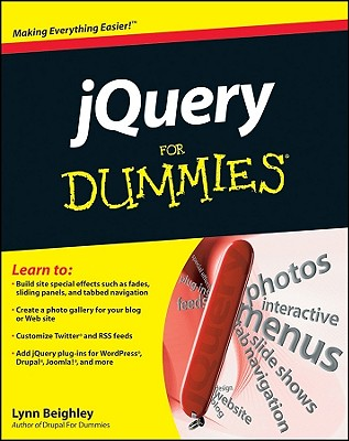 jQuery for Dummies - Beighley, Lynn