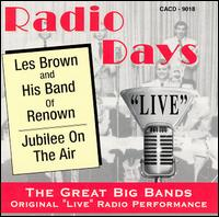 Jubilee on the Air - Les Brown & His Band Of Renown