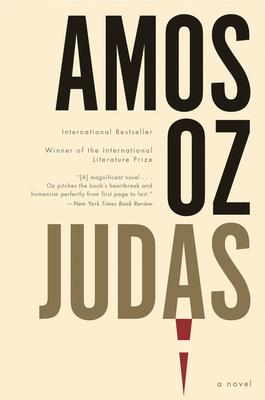 Judas - Oz, Amos, and de Lange, Nicholas (Translated by)