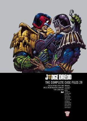 Judge Dredd: Complete Case Files 29 - Wagner, John, and Grant, Alan