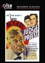 Judge Priest - John Ford