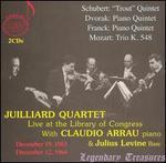 Juilliard String Quartet, Vol. 1