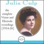 Julia Culp: The Complete Victor and Electrola Recordings, 1914-26