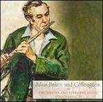 Julius Baker and Colleagues in Orchestra and Chamber Music Performances