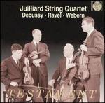Julliard String Quartet performs Debussy, Ravel & Webern