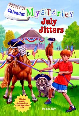 July Jitters - Roy, Ron
