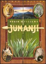 Jumanji [Deluxe Edition] [2 Discs] - Joe Johnston