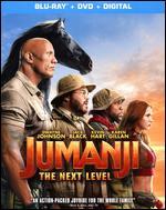 Jumanji: The Next Level [Includes Digital Copy] [Blu-ray/DVD] - Jake Kasdan