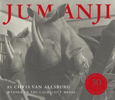 Jumanji - Van Allsburg, Chris
