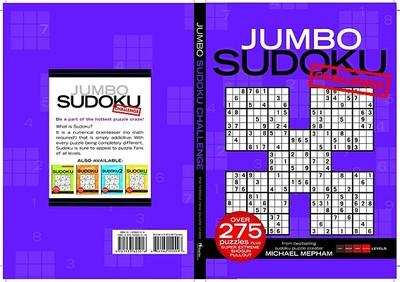 Jumbo Sudoku Challenge - Mepham, Michael