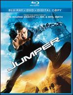 Jumper [2 Discs] [Includes Digital Copy] [Blu-ray/DVD]
