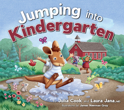 Jumping Into Kindergarten - Cook, Julia