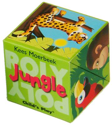 Jungle - Moerbeek, Kees (Designer)