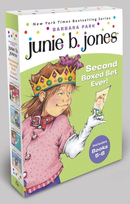 Junie B. Jones Second Boxed Set Ever!: Books 5-8 - Park, Barbara, and Brunkus, Denise (Illustrator)