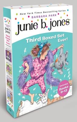 Junie B. Jones Third Boxed Set Ever!: Books 9-12 - Park, Barbara