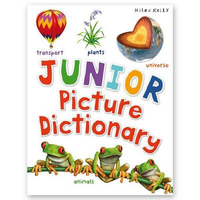 Junior Picture Dictionary - Kelly, Miles