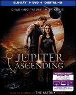 Jupiter Ascending [2 Discs] [Includes Digital Copy] [Blu-ray/DVD] - Andy Wachowski; Lana Wachowski