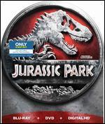 Jurassic Park [Includes Digital Copy] [Blu-ray/DVD] [Steelbook] [Only @ Best Buy]