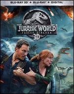Jurassic World: Fallen Kingdom [3D] [Blu-ray]