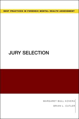 Jury Selection - Bull Kovera, Margaret