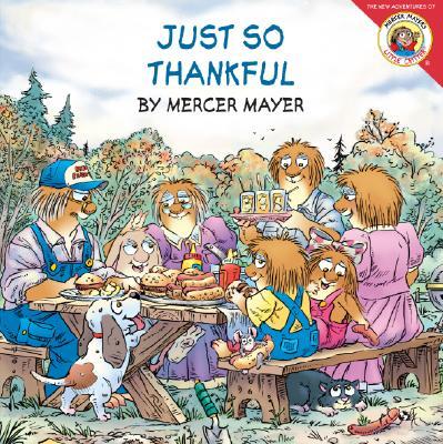 Just So Thankful -