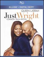 Just Wright [2 Discs] [Includes Digital Copy] [Blu-ray] - Sanaa Hamri