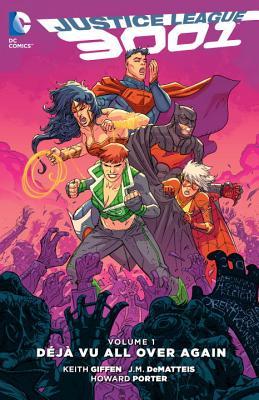 Justice League 3001 TP Vol 1 - Giffen, Keith