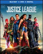 Justice League [Blu-ray/DVD] - Zack Snyder
