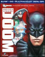 Justice League: Doom [2 Discs] [Blu-ray/DVD]
