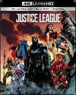 Justice League [SteelBook] [4K Ultra HD Blu-ray/Blu-ray] [Only @ Best Buy]