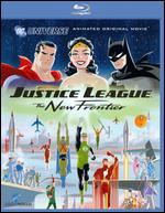 Justice League: The New Frontier [Blu-ray] - Dave Bullock