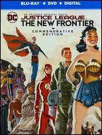 Justice League: The New Frontier [Commemorative Edition] [SteelBook] [Blu-ray]