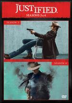 Justified: Seasons 3 and 4 [6 Discs]