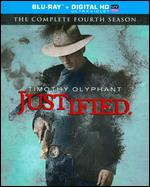 Justified: The Complete Fourth Season [3 Discs] [Blu-ray] -
