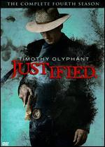 Justified: The Complete Fourth Season [3 Discs]