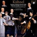 Kühnel: Viola da Gamba Sonatas & Partitas