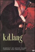 k.d. Lang: Harvest of Seven Years (Cropped and Chronicled)