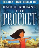 Kahlil Gibran's The Prophet [Includes Digital Copy] [Blu-ray/DVD] [2 Discs]