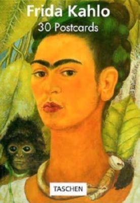Kahlo Postcard Book - Taschen Publishing