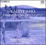 "Kalevi Aho: Symphony No. 12 ""Luosto"""