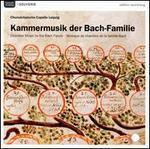 Kammermusik der Bach-Familie