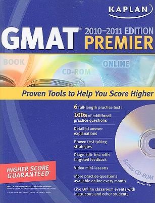 Kaplan GMAT Premier - Kaplan (Creator)