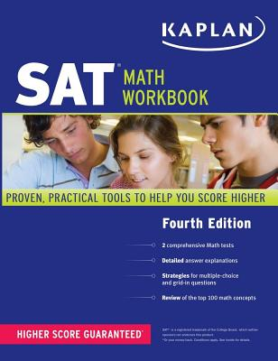 Kaplan SAT Math Workbook - Kaplan