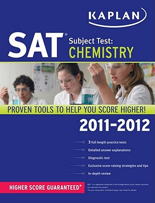 Kaplan SAT Subject Test: Chemistry - Aldridge, Claire, PhD, and Lee, Karl, Ma