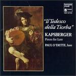 Kapsberger: Il Tedesco della Tiorba - Pieces for Lute