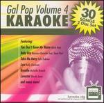 Karaoke Funpack: Gal Pop, Vol. 4