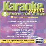 Karaoke Party! Retro 70's & 80's [Disc 1]