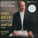 Karel Ancerl conducts Josef Suk, Isa Krejci