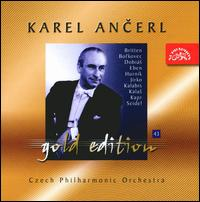 Karel Ancerl Gold Edition, Vol. 43 - Alois Rybin (clarinet); Bedrich Dobrodinsky (harp); Eric Shilling; Frantisek Cech (piccolo); Frantisek Rauch (piano);...